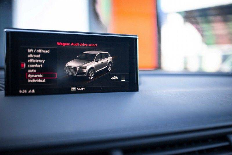 Audi SQ7 4.0 TDI Quattro 7p *4 Wielbesturing / Pano / B&O Advanced / Stad & Tour Pakket* afbeelding 16