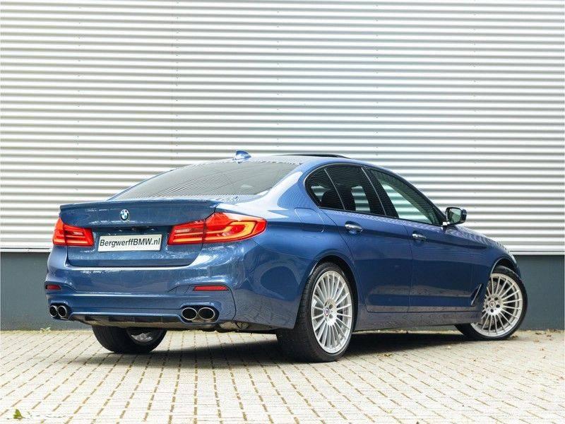 BMW 5 Serie ALPINA B5 Bi-Turbo - Sperre - Sport Brakes - Night Vision afbeelding 2