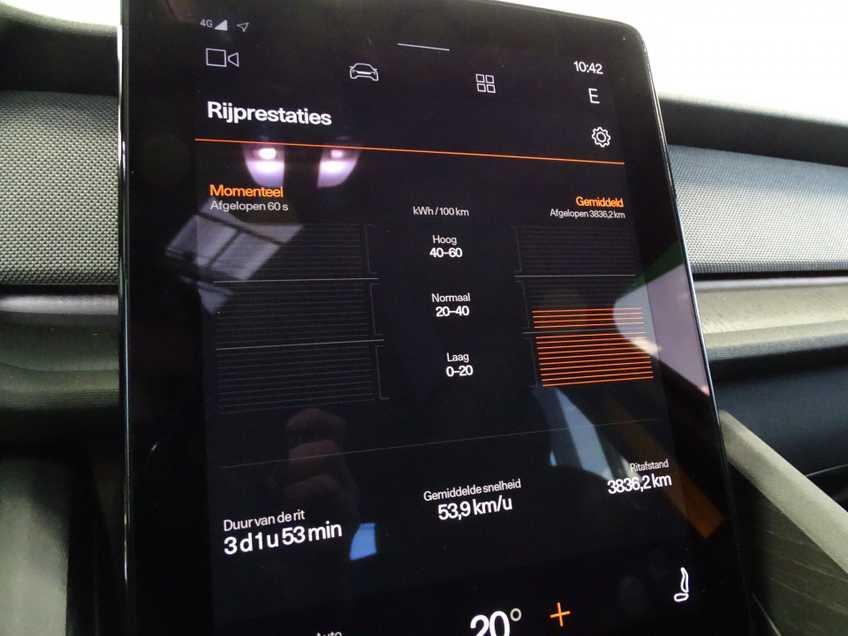 "Polestar 2 Launch Edition Performance EX BTW Panorama dak 20""LM 8% Bijtelling 408 PK!! afbeelding 25"