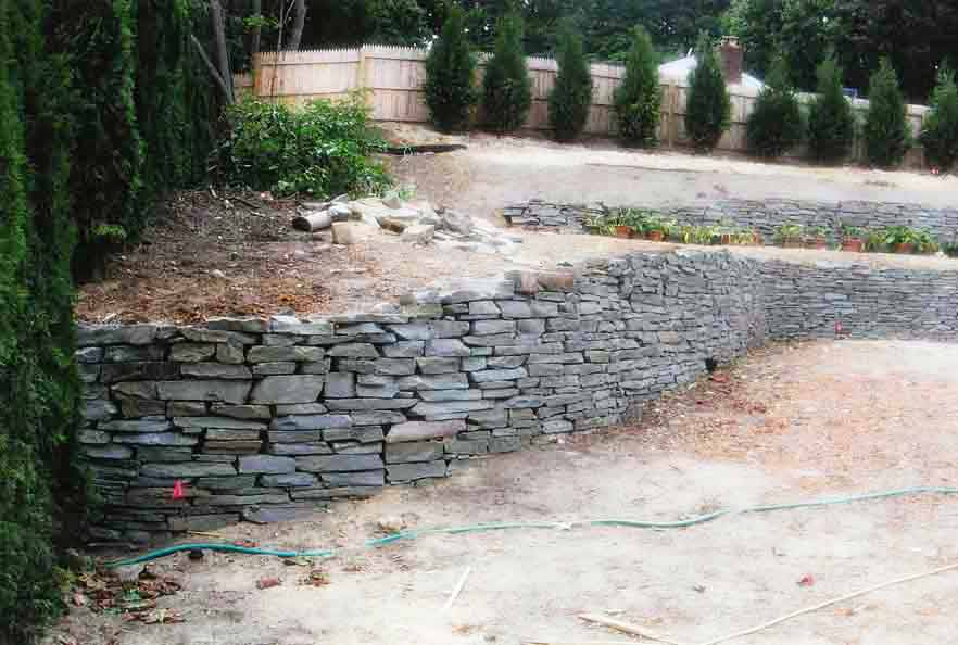 Landscaping Blakewood Construction 28