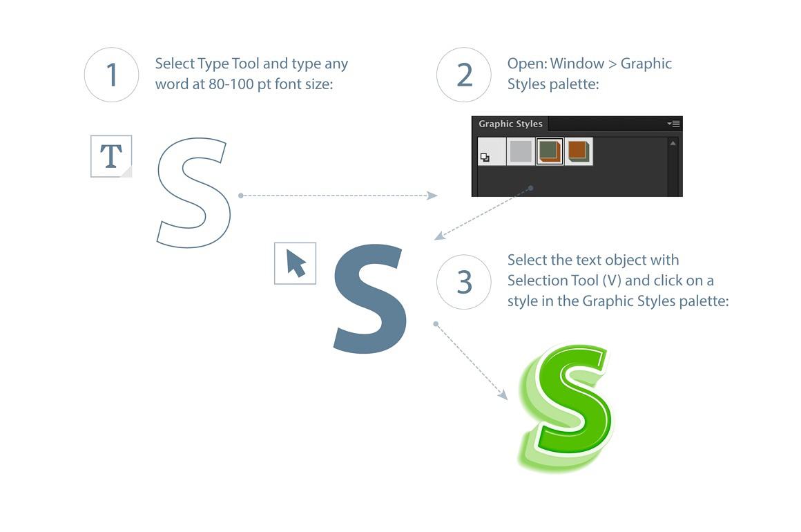 Zephir Adobe Illustrator styles images/zephir_4_ai_styles_tutorial.jpg