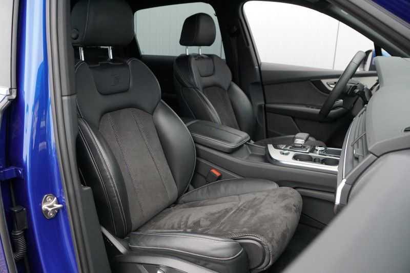 Audi Q7 3.0 TDI quattro Pro Line S S-Line / Head-Up / ACC / Side & Lane Assist / Sepang / 45dkm NAP! afbeelding 4