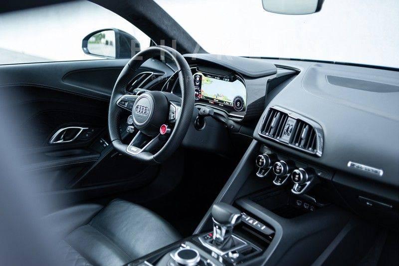 Audi R8 5.2 performance quattro // Ara Blue afbeelding 13