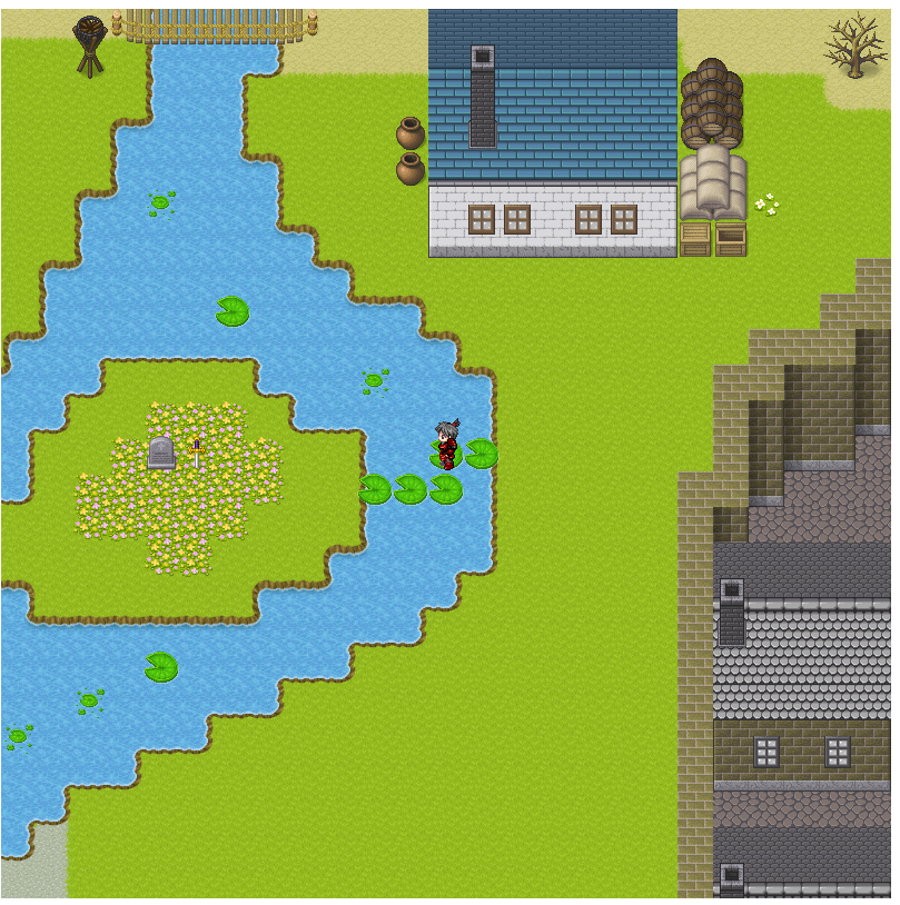 Tiled Editor map rendered on the client side