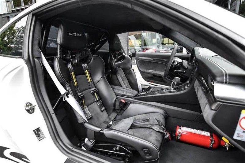 Porsche 911 GT3 RS PCCB+SPORTCHRONO+AKRAPOVIC+CAMERA afbeelding 4