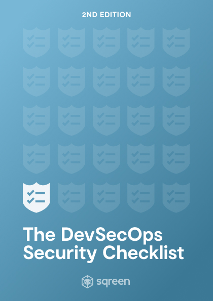 DevSecOps Security Checklist