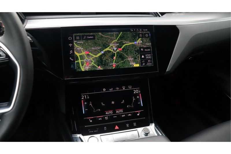 Audi e-tron 55 quattro Advanced S Line excl. BTW Panoramadak, B&O, S Sportstoelen, DAB, Head-Up Display afbeelding 10