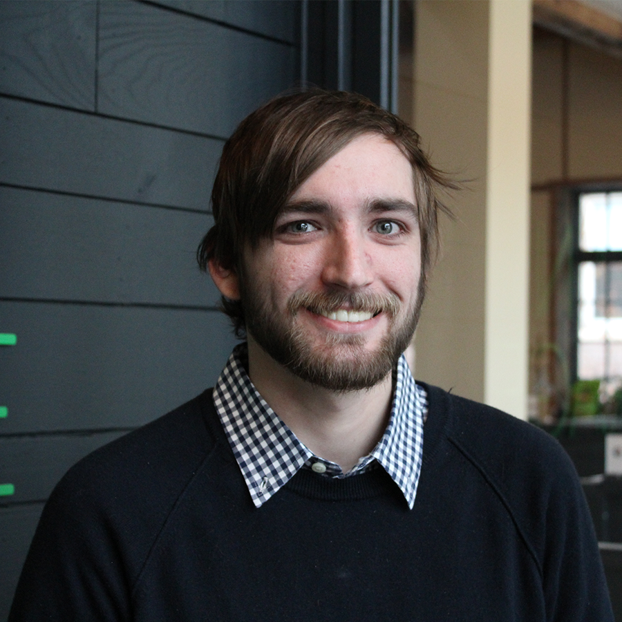 Daniel Warrick, Senior Developer
