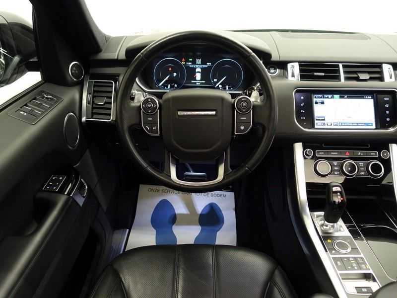 Land Rover Range Rover Sport 3.0 SDV6 HSE Dynamic 293pk Aut, Panoramadak, Leer, Full afbeelding 5