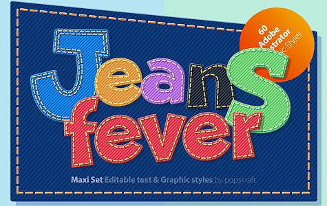 Jeans Ultimate Illustrator styles jeans_1_ai_styles_cover.jpg
