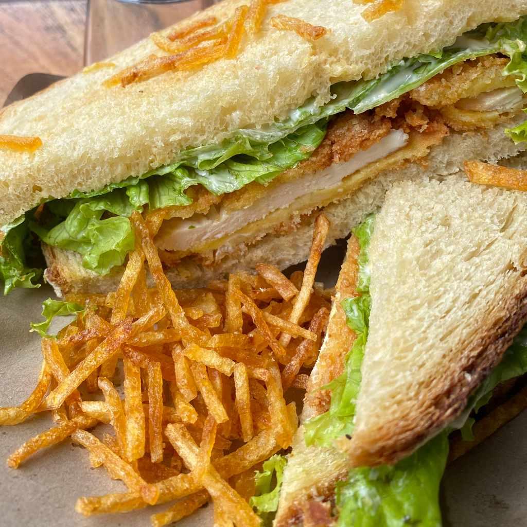 sandwiches: panino cotoletta