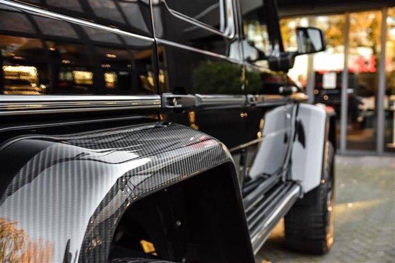 Mercedes-Benz G-Klasse G500 4x4² CARBON+SCH.DAK+AMG RIDE CONTROL afbeelding 24