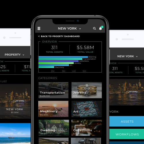 EstateSpace Works with Cantina to Create Innovative FinTech App