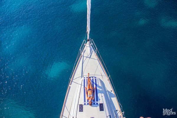 Sailing Turkey and Experiencing the Natural Beauty of Gocek