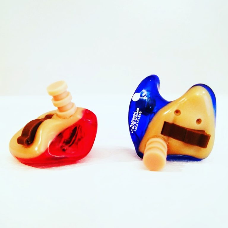 customized hearing aids