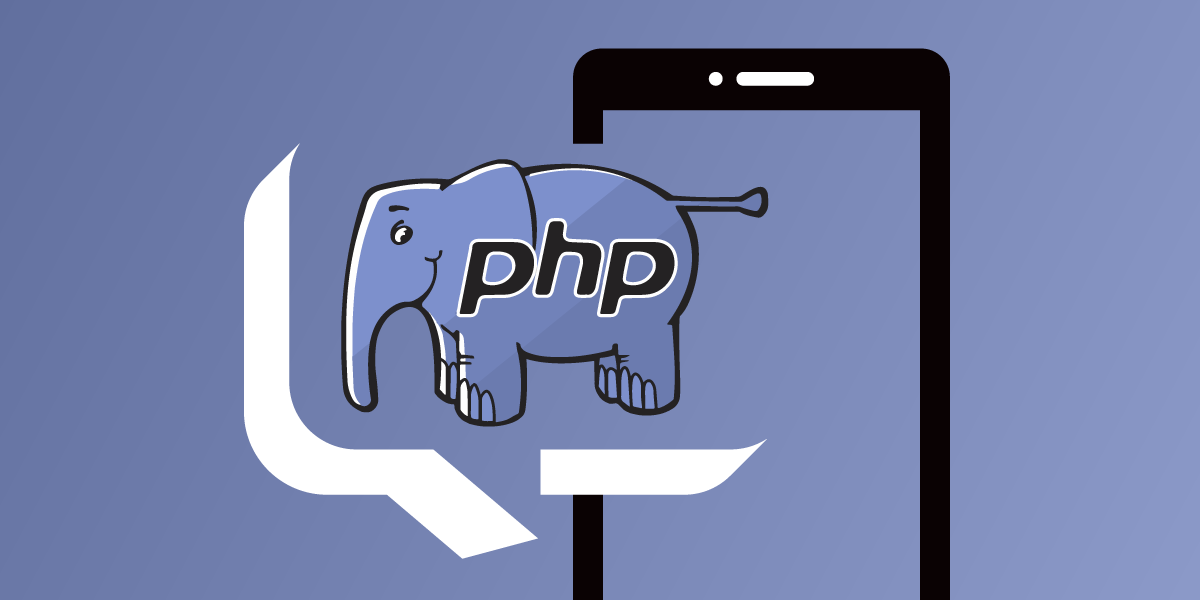 Receiving an SMS with PHP
