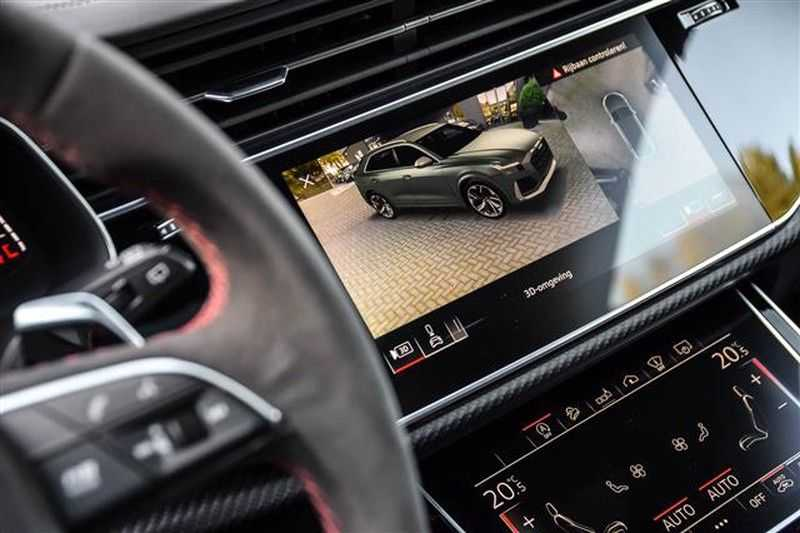 Audi RS Q8 NP.258K DYNAMIC PLUS+PANO.DAK+DESIGNPAKKET afbeelding 5