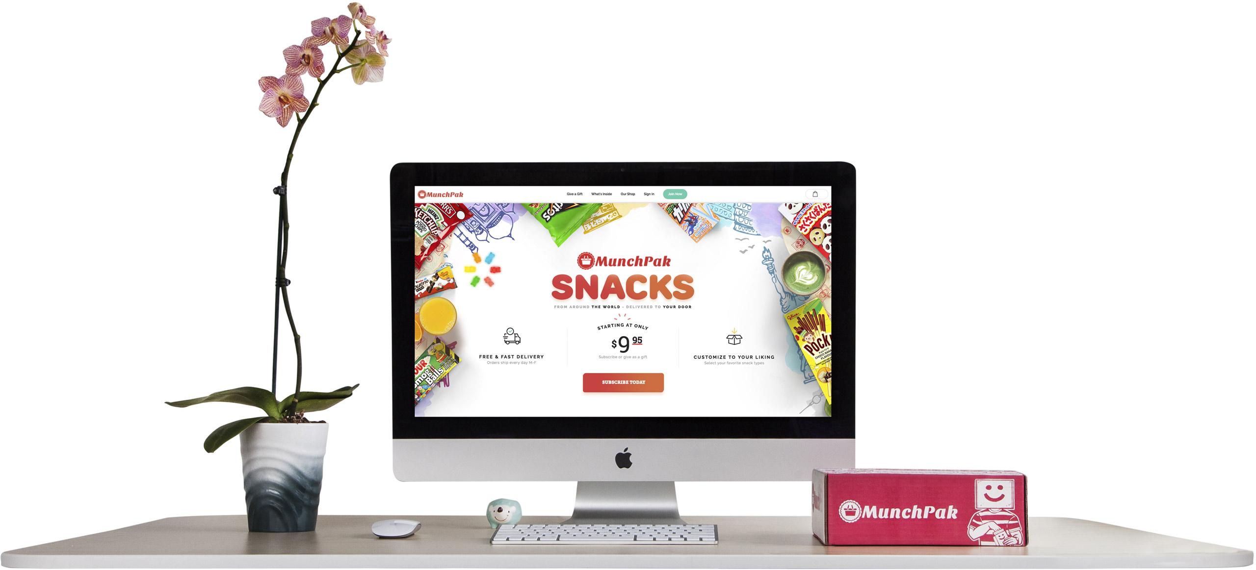 MunchPak snacks