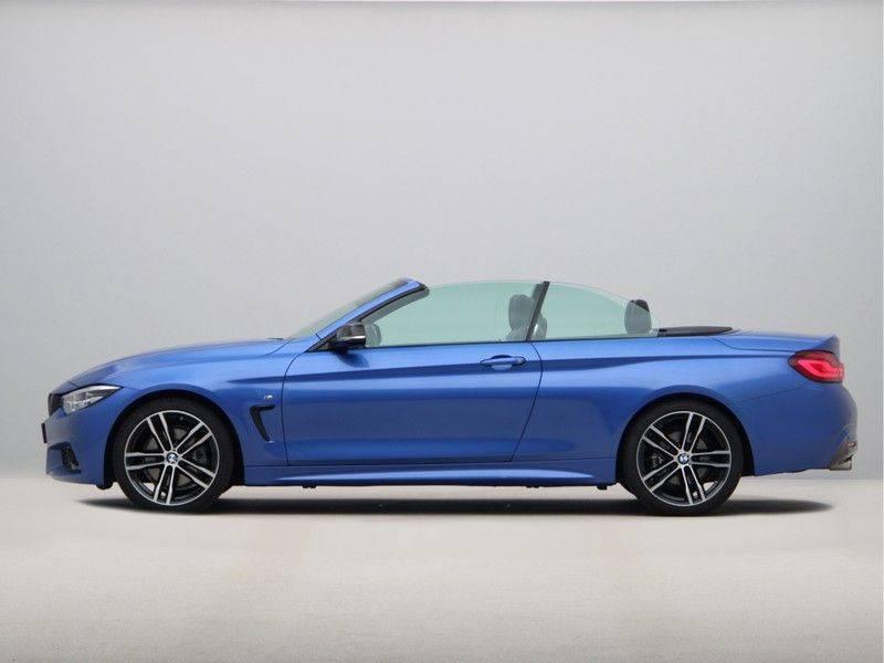 BMW 4 Serie Cabrio 430i High Exe M-Sport afbeelding 10