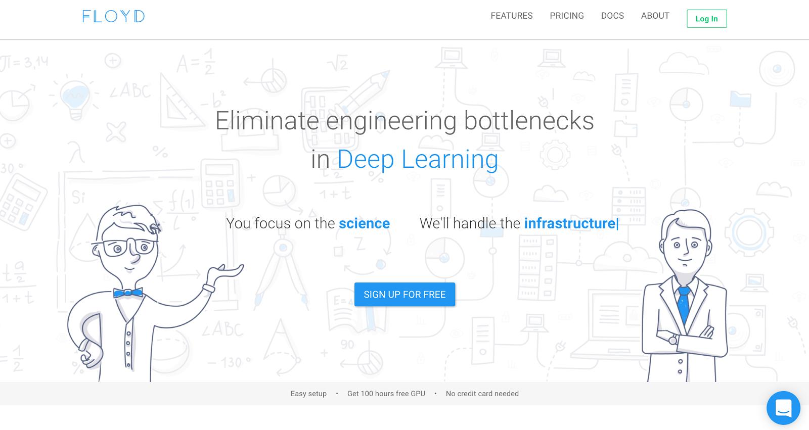 Deep Learning Cloud