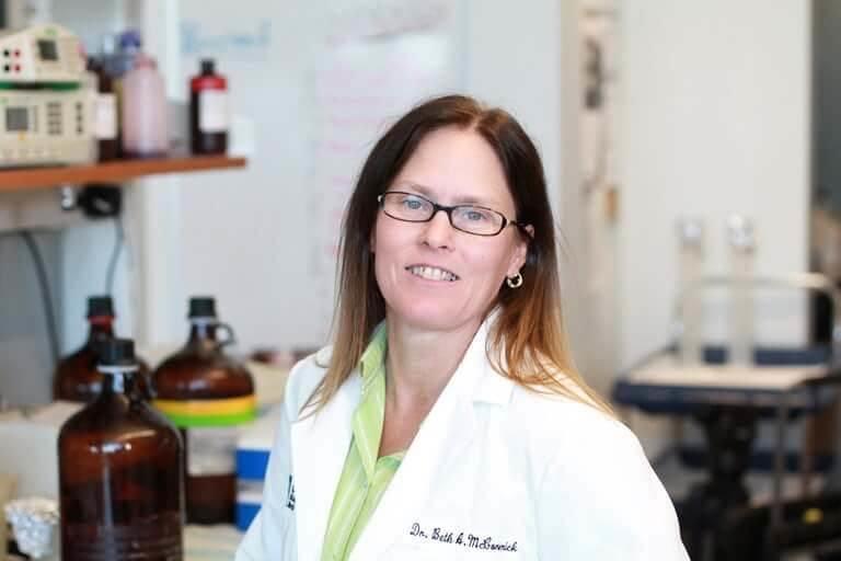 Dr Beth McCormick From The University of Massachusetts Medical School