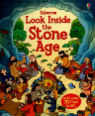 Look inside the Stone Age by Abigail Wheatley
