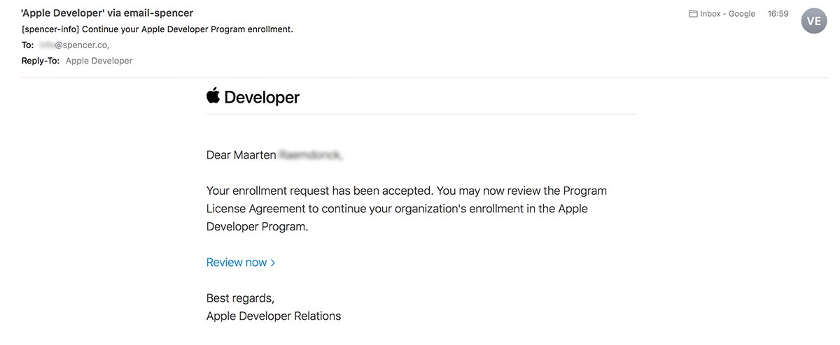 Apple's Missing Manual: How to set up a Developer Account