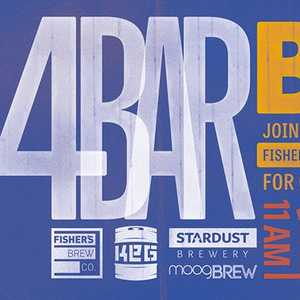 Buy your tickets to the 4 Bar Bash now: https://bit.ly/2nq18SS  We have limited spaces so make sure you reserve your seat on the bus! Fishers Brew Co will be showing the England v France game in the morning along with South African street food from @Bokkie_foods 👍