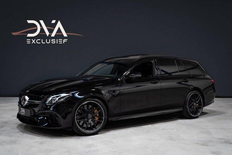 Mercedes-Benz E-Klasse 63 S AMG MB Gar-2jr BTW/Pano/Ceramic/Carbon/Memory/burmester afbeelding 1