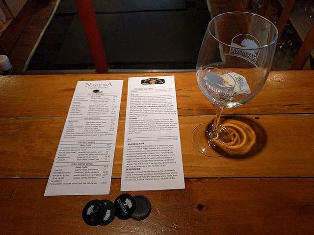 Tasting the craft beer at Bolton Beer Works