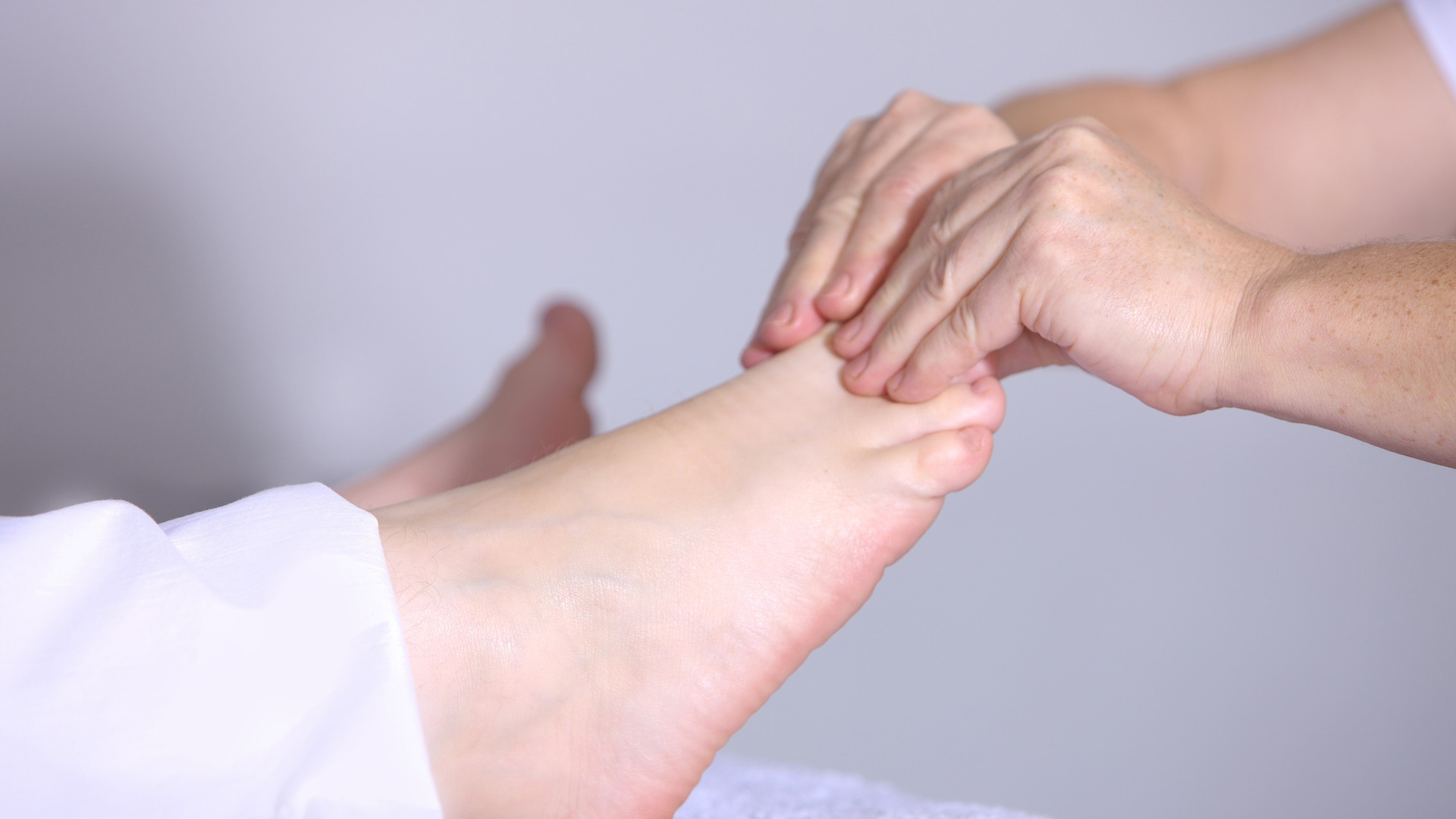 Routine Footcare