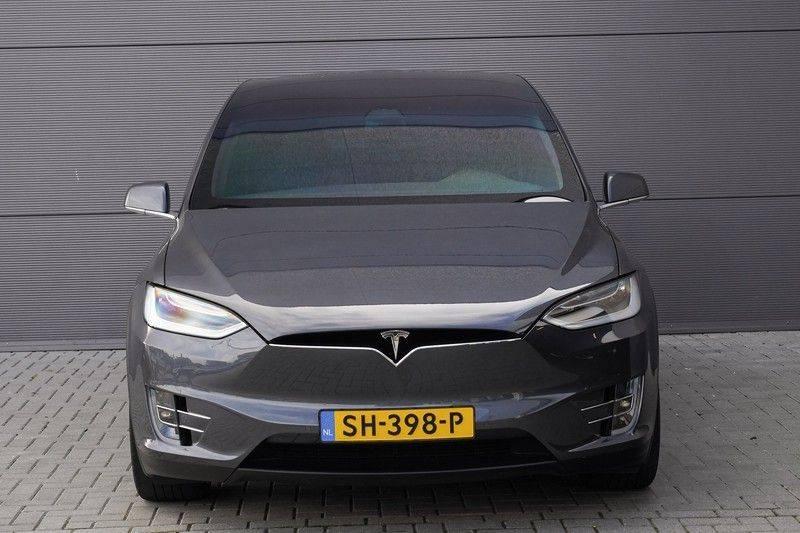 """Tesla Model X 100D Excl. BTW Luchtvering, Autopilot Leer 4% bijt. 22"""" afbeelding 12"""