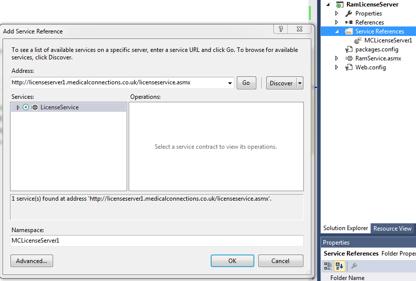 Concurrent License (RAM) Relay Server