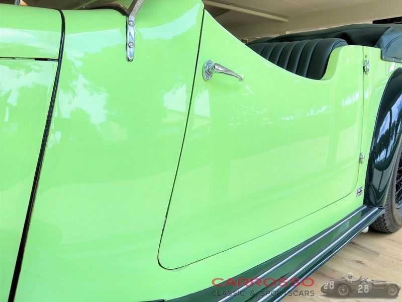 Jaguar SS1 2 ½ litre 20HP open-top four-seater Tourer afbeelding 17