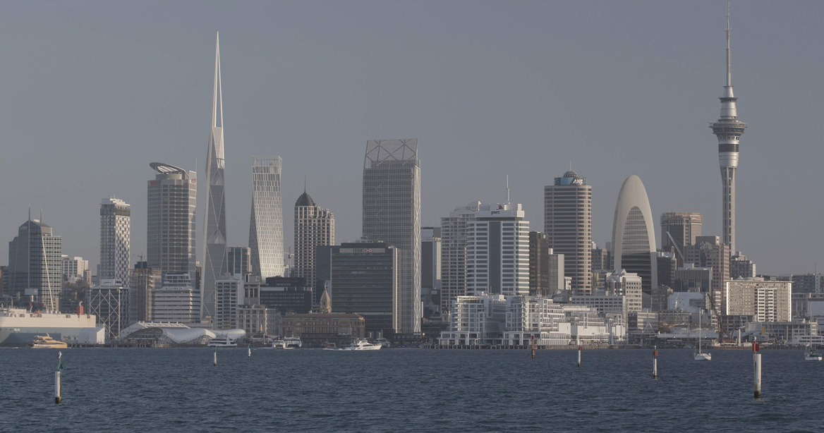 Vector Energy Future photo of Auckland city