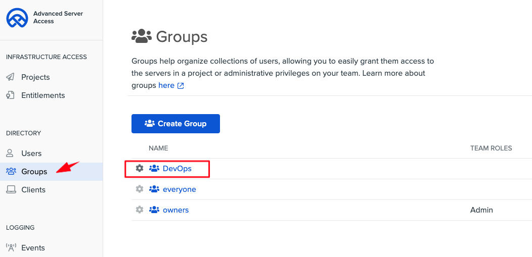 devops group