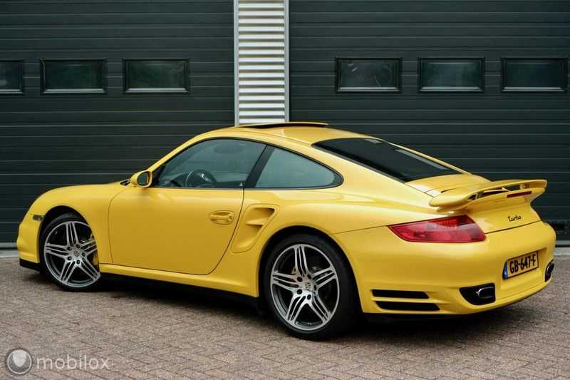 Porsche 911 3.6 Turbo afbeelding 7