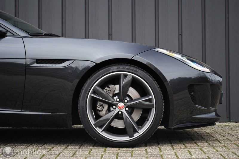 Jaguar F-Type 3.0 V6 Convertible   398 Pk, 500 Nm   Leder   afbeelding 7