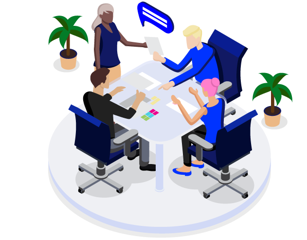 Tecnologia feita para organizações