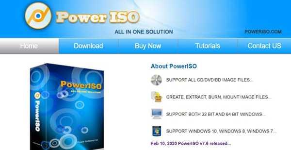 PowerISO Alternative To Rufus