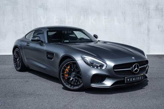 Mercedes-Benz AMG GT 4.0 S // First owner