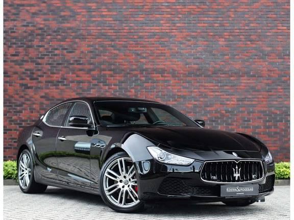 Maserati Ghibli 3.0 S Q4 *DAB*Memory*