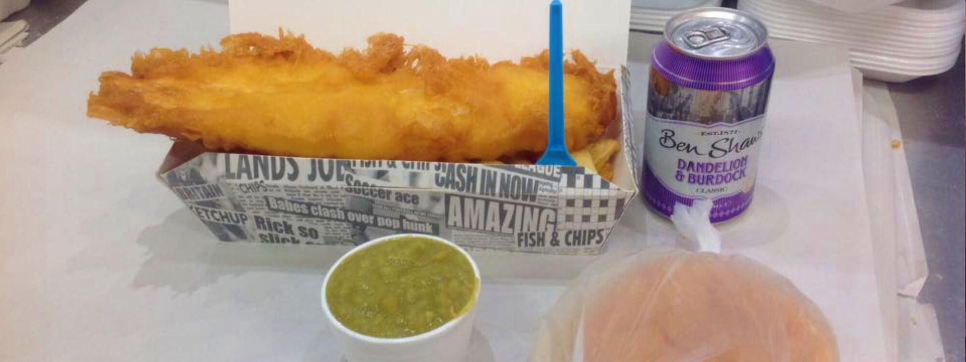 Woodnook Fish Bar Pudsey Fish and Chips