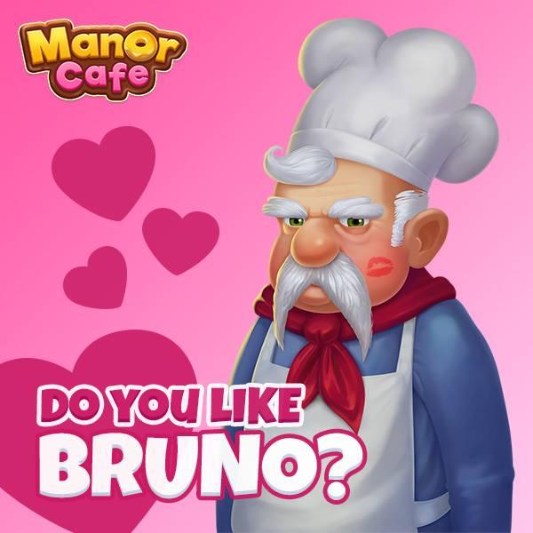 Manor Cafe Bruno Chef Image