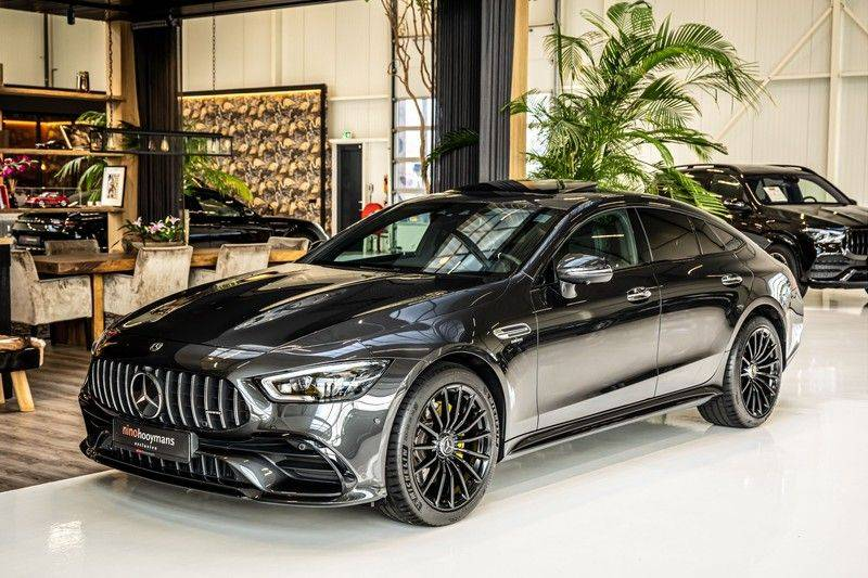 Mercedes-Benz AMG GT 4-Door Coupe 43   Burmester   Panorama   Schakelbare uitlaat   Apple Carplay afbeelding 4