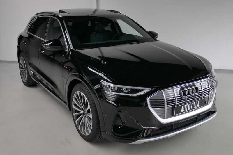 Audi e-tron 55 quattro S edition MARGE ALL IN PRIJS afbeelding 12