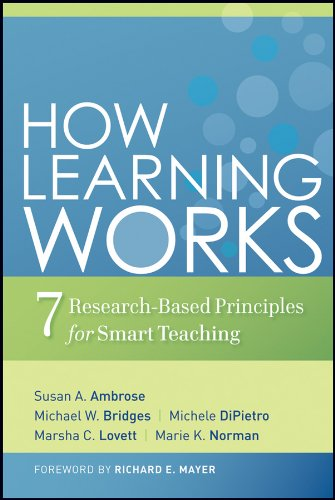 Book Cover of 'How Learning Works'
