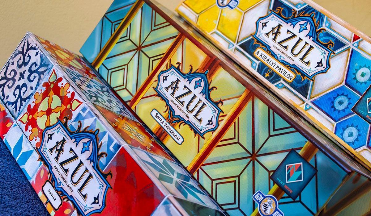 Az Azul sorozat: melyiket érdemes beszerezni?