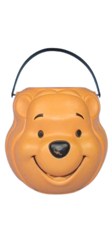 Pooh Pumpkin Pail photo