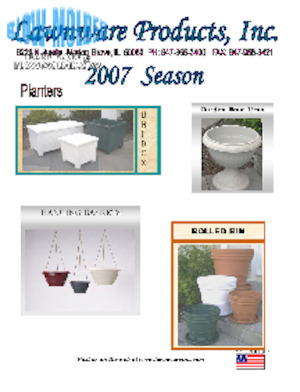 Lawnware Products Lawn & Garden 2007 Catalog.pdf preview